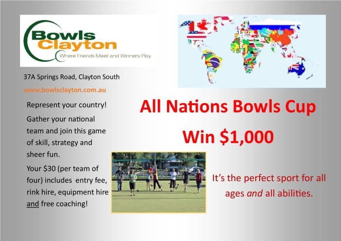 world bowls cup poster 2